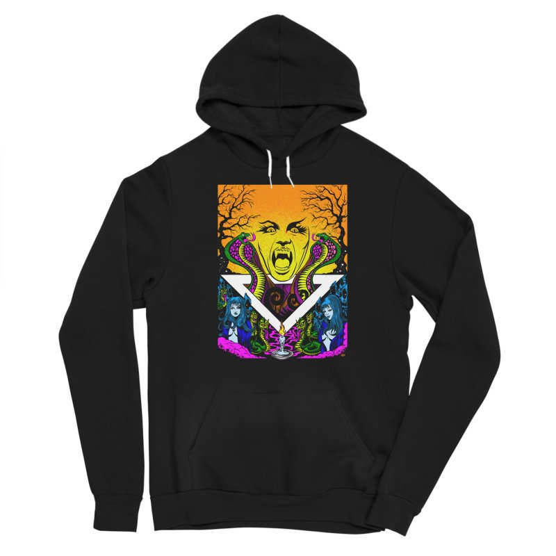 Witching Hour Women's Pullover Hoody by Dirty Donny's Apparel Shop
