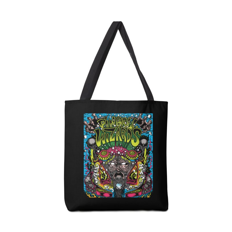 Pinball Wizards Accessories Bag by Dirty Donny's Apparel Shop