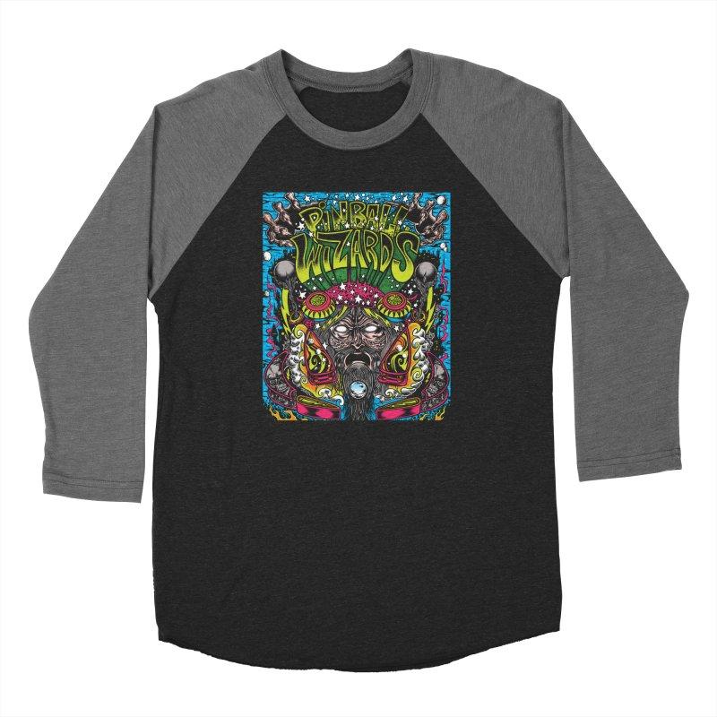 Pinball Wizards Women's Longsleeve T-Shirt by Dirty Donny's Apparel Shop