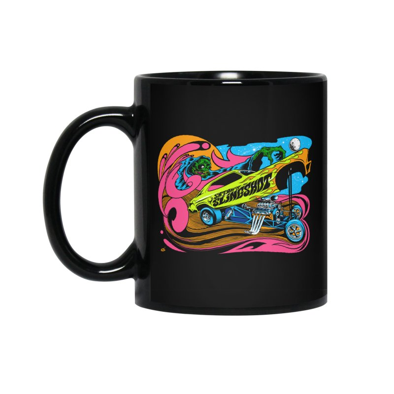 Satans Slingshot Accessories Standard Mug by Dirty Donny's Apparel Shop