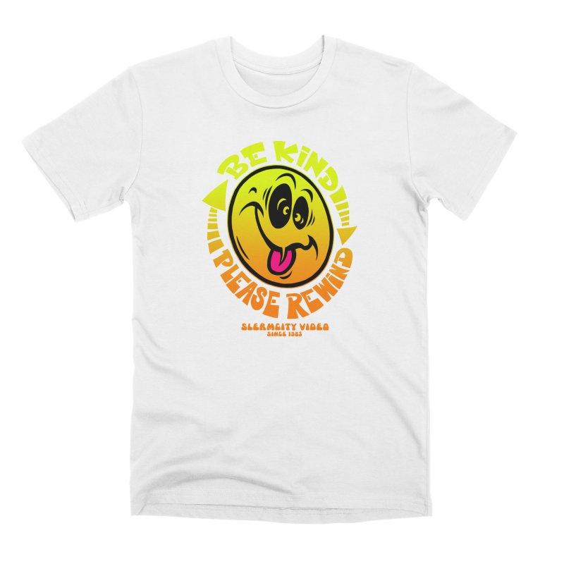Slerm city video Men's Premium T-Shirt by Dirty Donny's Apparel Shop