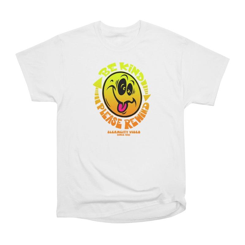 Slerm city video Men's Heavyweight T-Shirt by Dirty Donny's Apparel Shop