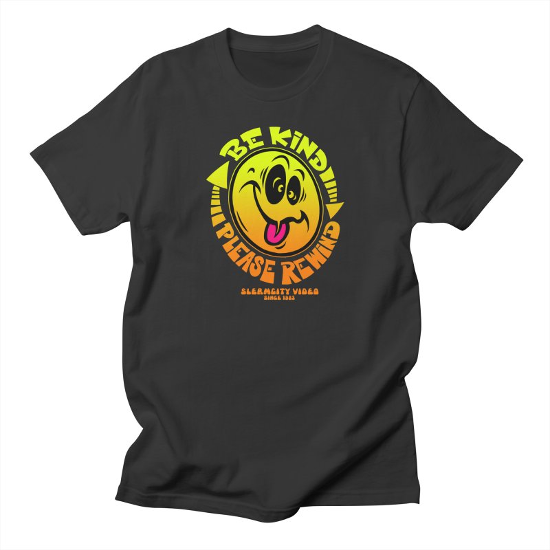 Slerm city video Men's Regular T-Shirt by Dirty Donny's Apparel Shop