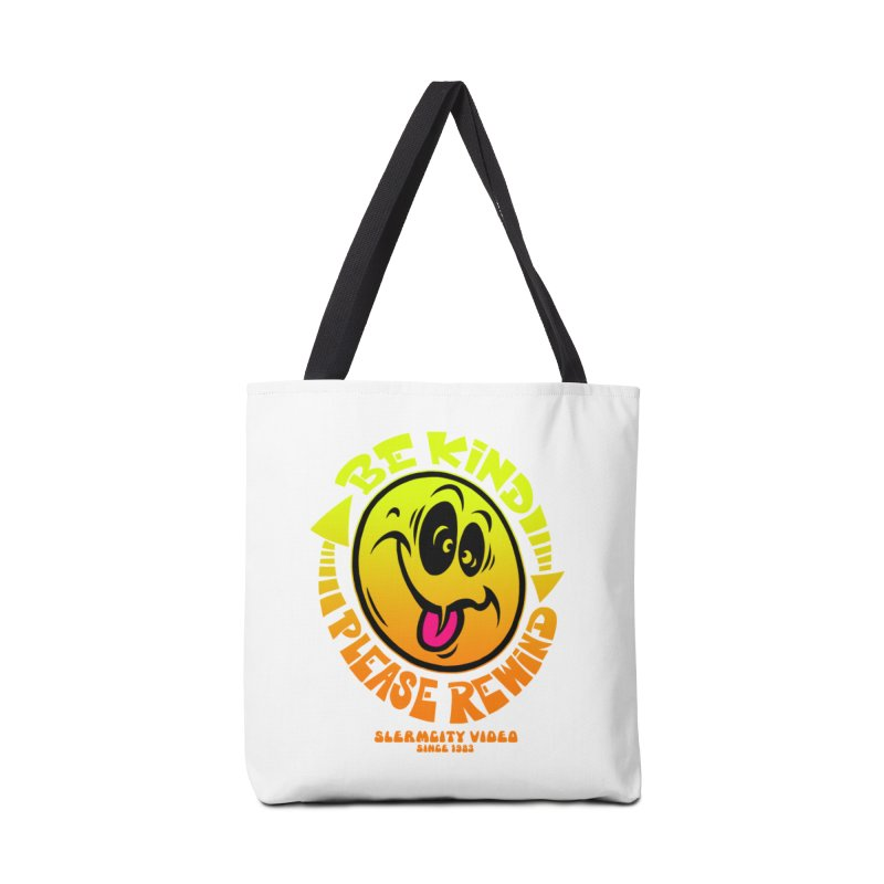 Slerm city video Accessories Tote Bag Bag by Dirty Donny's Apparel Shop