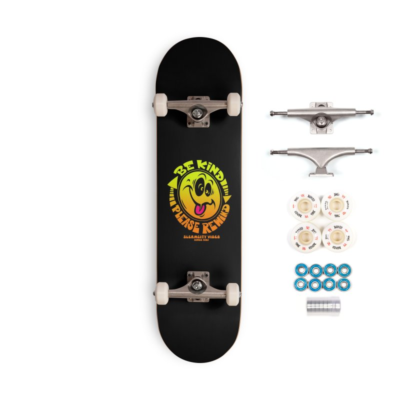 Slerm city video Accessories Complete - Premium Skateboard by Dirty Donny's Apparel Shop