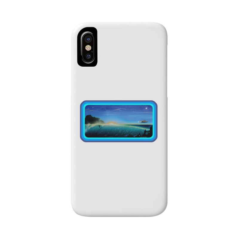 Surf Beyond Accessories Phone Case by Dirty Donny's Apparel Shop