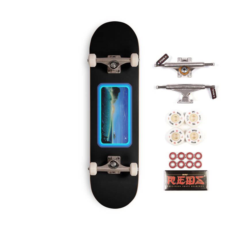 Surf Beyond Accessories Complete - Pro Skateboard by Dirty Donny's Apparel Shop