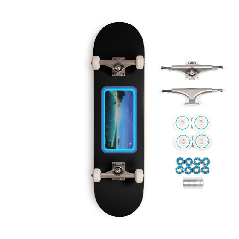 Surf Beyond Accessories Complete - Basic Skateboard by Dirty Donny's Apparel Shop