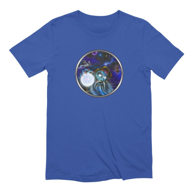 Sorcery Men's Extra Soft T-Shirt by Dirty Donny's Apparel Shop