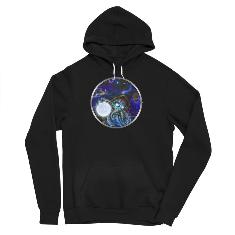 Sorcery Men's Sponge Fleece Pullover Hoody by Dirty Donny's Apparel Shop