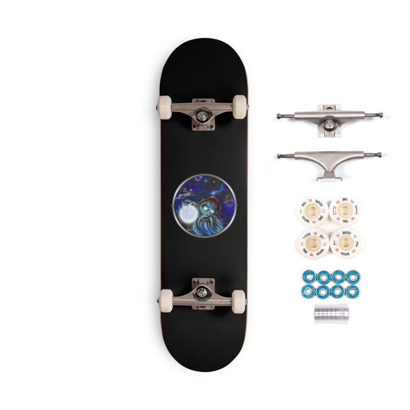 Sorcery Accessories Complete - Premium Skateboard by Dirty Donny's Apparel Shop