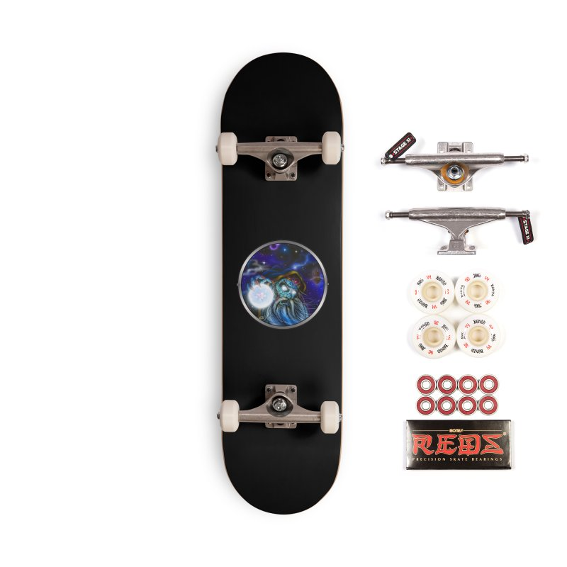 Sorcery Accessories Complete - Pro Skateboard by Dirty Donny's Apparel Shop