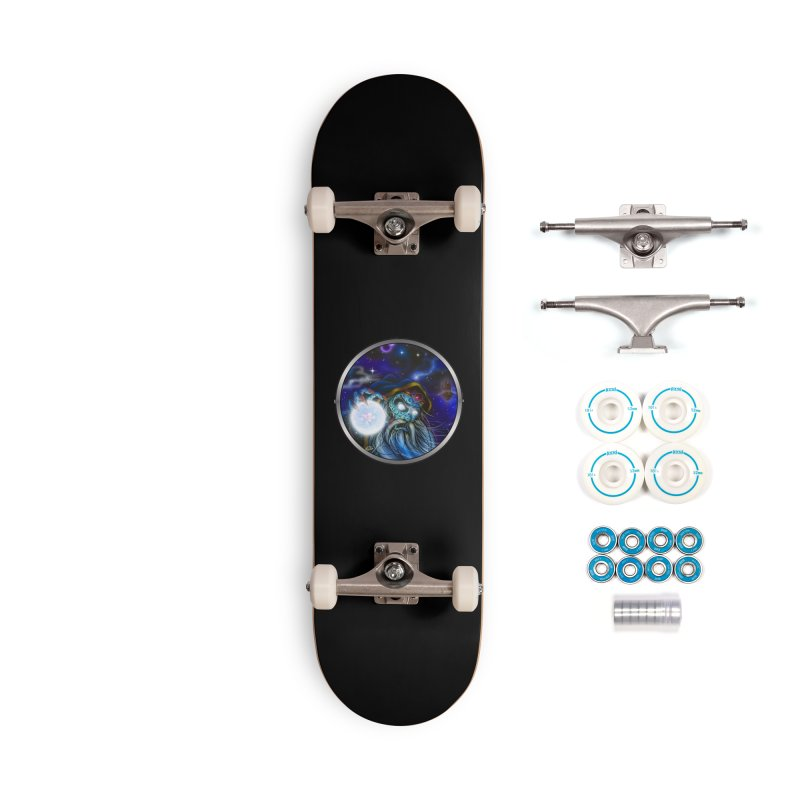 Sorcery Accessories Complete - Basic Skateboard by Dirty Donny's Apparel Shop