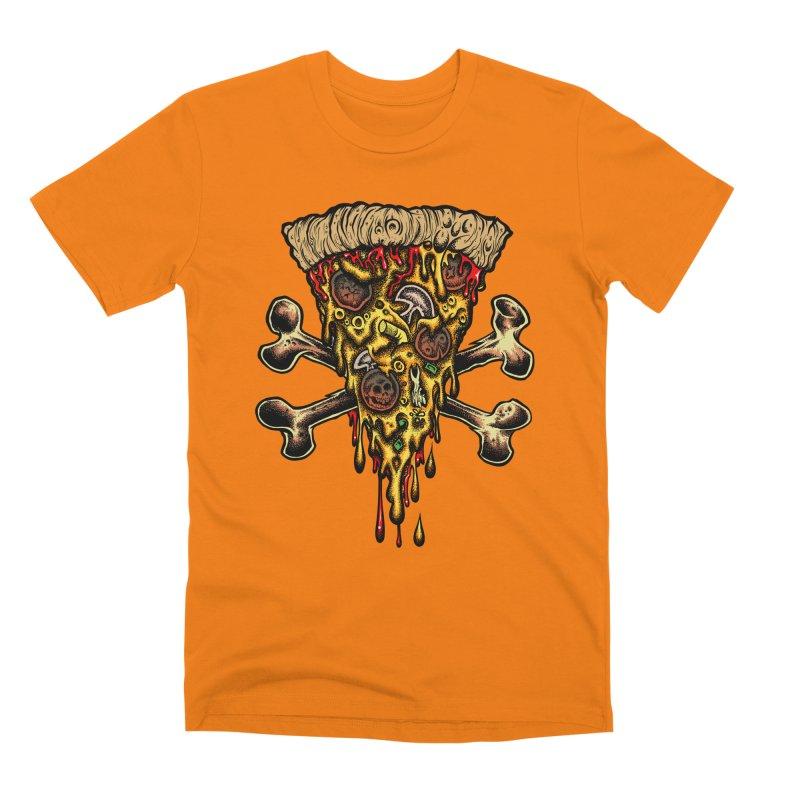 Death slice Men's Premium T-Shirt by Dirty Donny's Apparel Shop