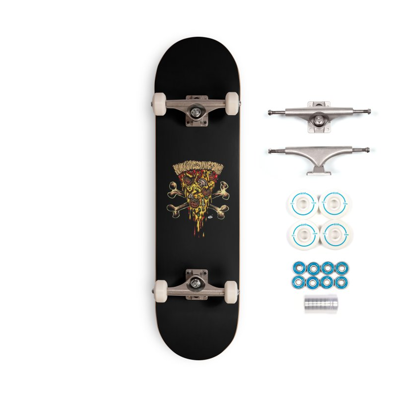 Death slice Accessories Complete - Basic Skateboard by Dirty Donny's Apparel Shop