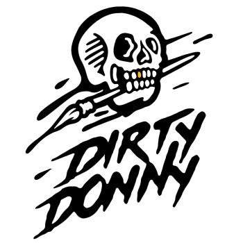 Dirty Donny's Apparel Shop Logo