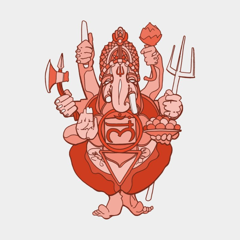 Hail Ganesha by DISALVATRONS AMUNWEAR