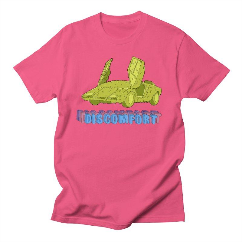 Boogerghini Men's T-shirt by discomfort's Artist Shop