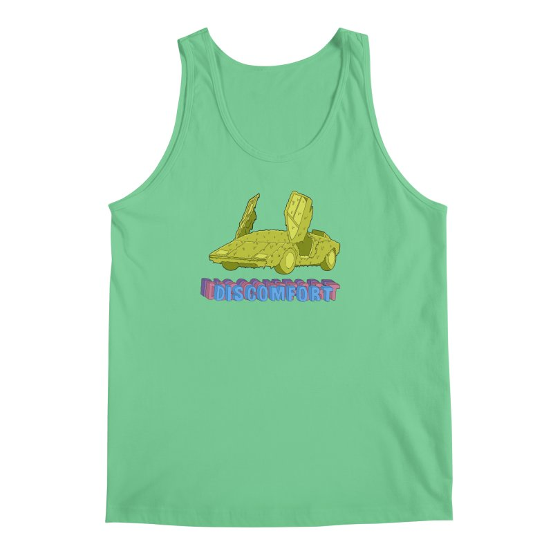 Boogerghini Men's Tank by —Discomfort Incorporated—    Low Brow Vibes