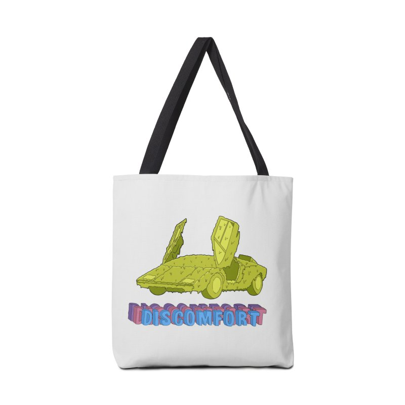 Boogerghini Accessories Bag by discomfort's Artist Shop