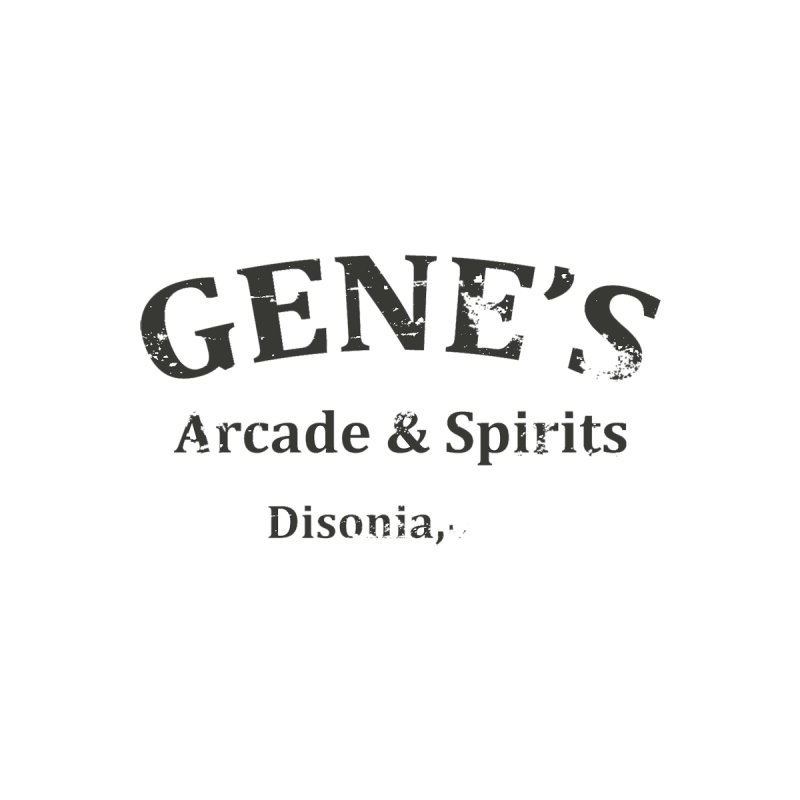 Gene's Arcade & Spirits   by disonia's Artist Shop