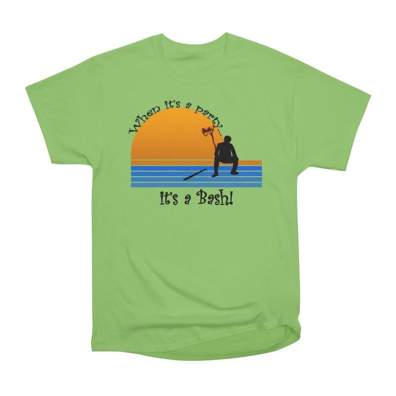 It's a Bash Men's Heavyweight T-Shirt by disonia's Artist Shop