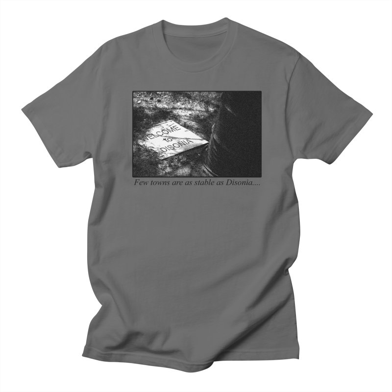 Stability Men's T-Shirt by disonia's Artist Shop