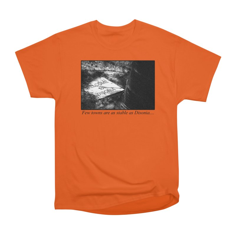 Stability Women's Heavyweight Unisex T-Shirt by disonia's Artist Shop