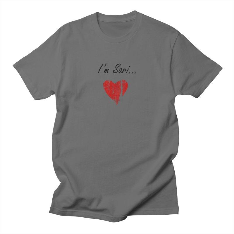 I'm Sari Men's T-Shirt by disonia's Artist Shop