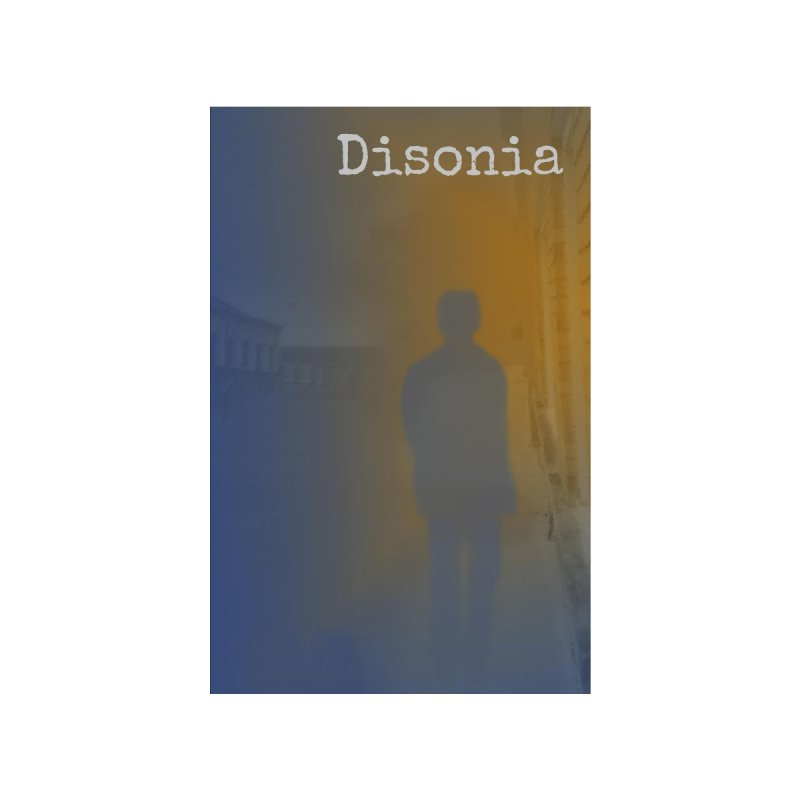 Disonia Cover by disonia's Artist Shop