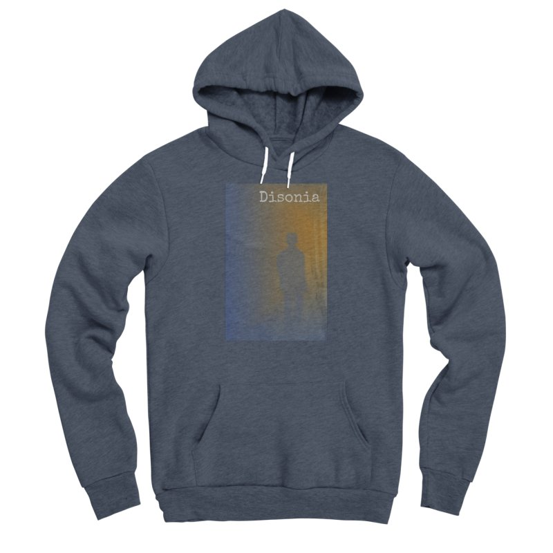 Disonia Cover Men's Sponge Fleece Pullover Hoody by disonia's Artist Shop