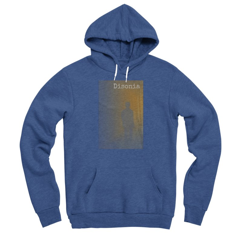 Disonia Cover Men's Sponge Fleece Pullover Hoody by disonia's Artist Shop
