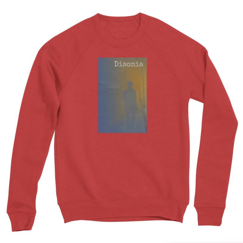 Disonia Cover Men's Sponge Fleece Sweatshirt by disonia's Artist Shop