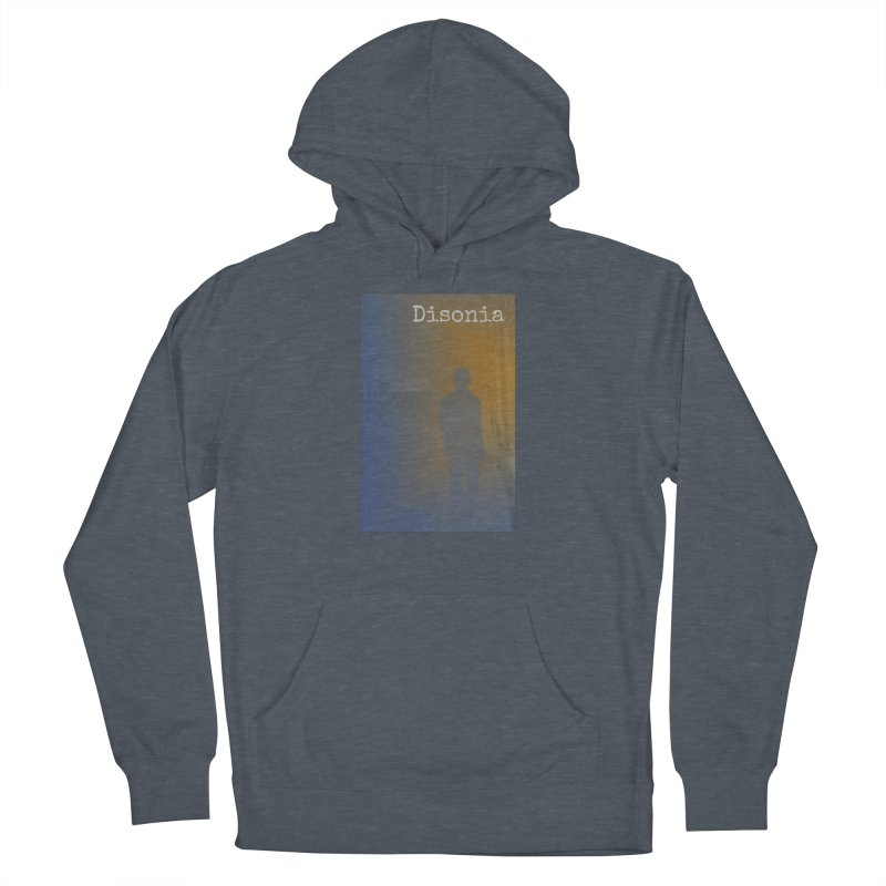 Disonia Cover Men's French Terry Pullover Hoody by disonia's Artist Shop
