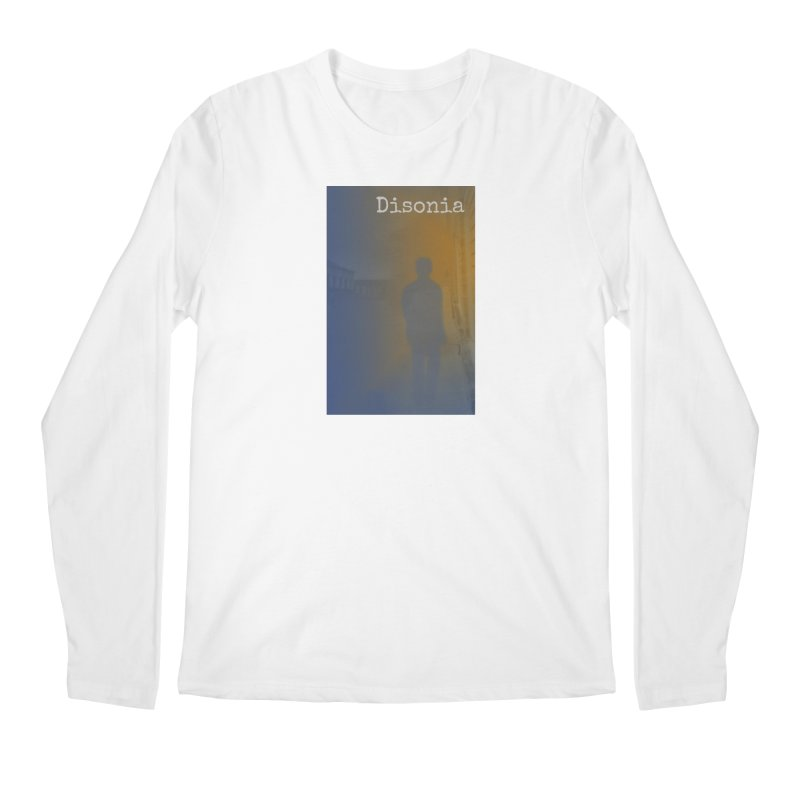 Disonia Cover Men's Regular Longsleeve T-Shirt by disonia's Artist Shop