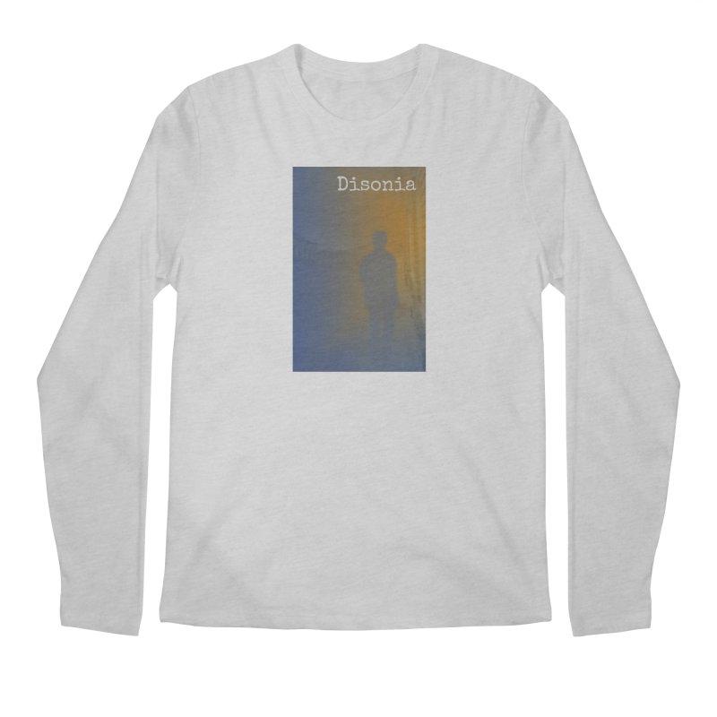 Disonia Cover Men's Regular Longsleeve T-Shirt by disonia's Artist Shop