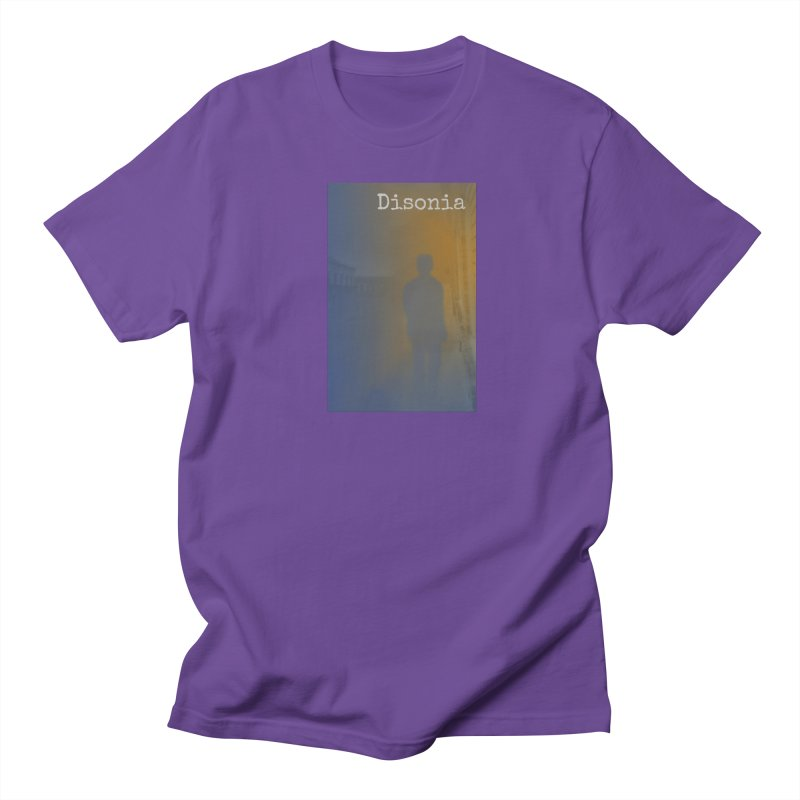 Disonia Cover Men's T-Shirt by disonia's Artist Shop