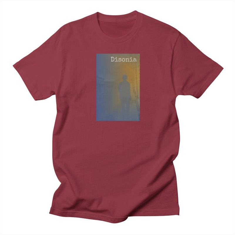 Disonia Cover Women's Regular Unisex T-Shirt by disonia's Artist Shop