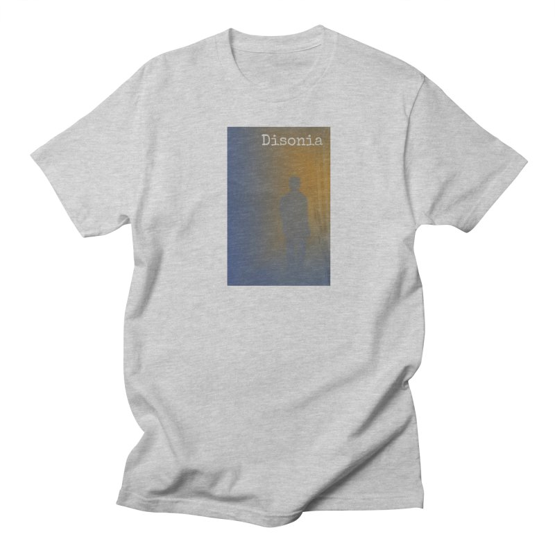 Disonia Cover Men's Regular T-Shirt by disonia's Artist Shop