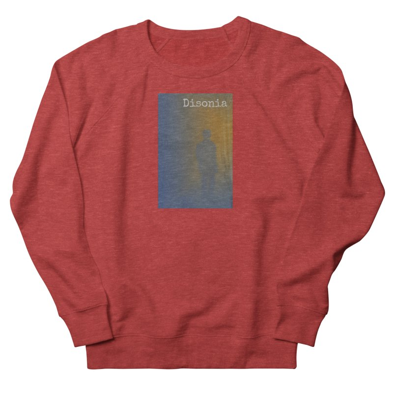 Disonia Cover Women's French Terry Sweatshirt by disonia's Artist Shop