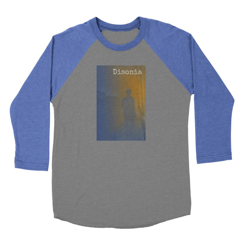 Disonia Cover Women's Baseball Triblend Longsleeve T-Shirt by disonia's Artist Shop