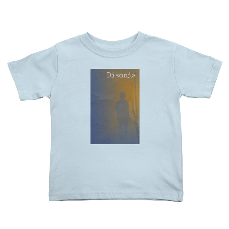 Disonia Cover Kids Toddler T-Shirt by disonia's Artist Shop