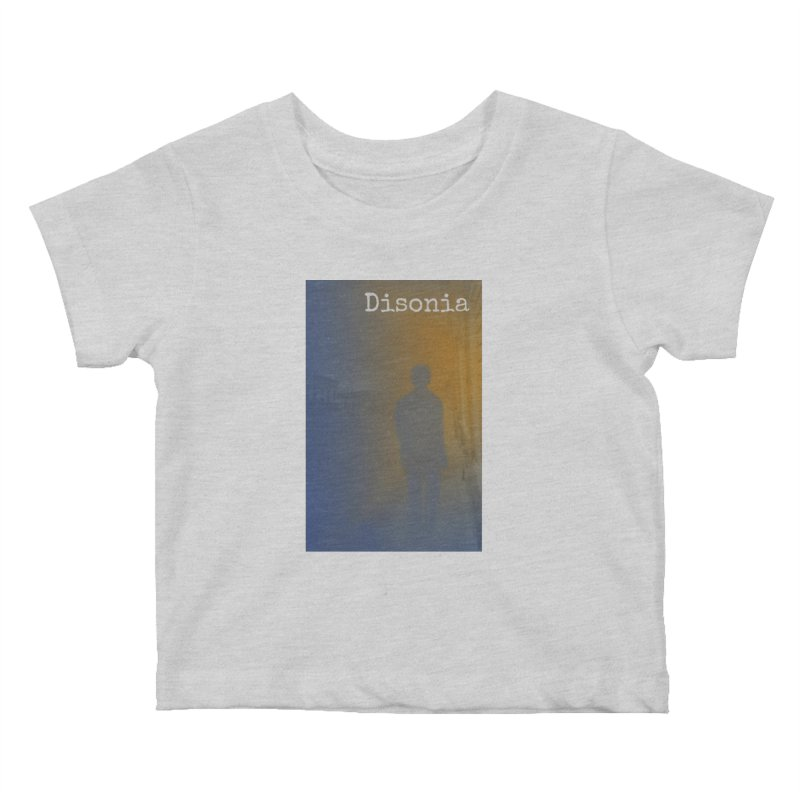 Disonia Cover Kids Baby T-Shirt by disonia's Artist Shop