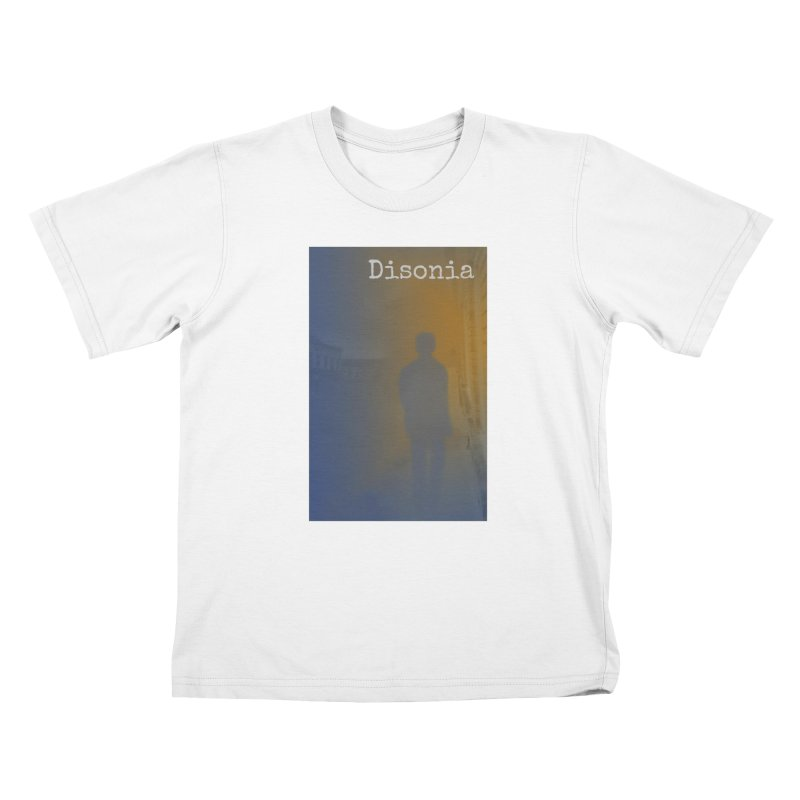 Disonia Cover Kids T-Shirt by disonia's Artist Shop