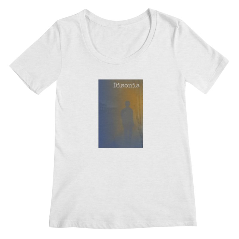 Disonia Cover Women's Regular Scoop Neck by disonia's Artist Shop