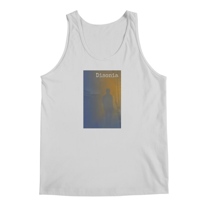 Disonia Cover Men's Regular Tank by disonia's Artist Shop