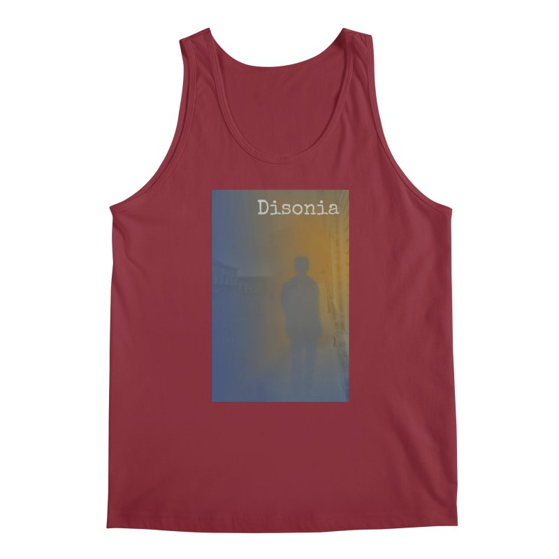 Disonia Cover Men's Tank by disonia's Artist Shop