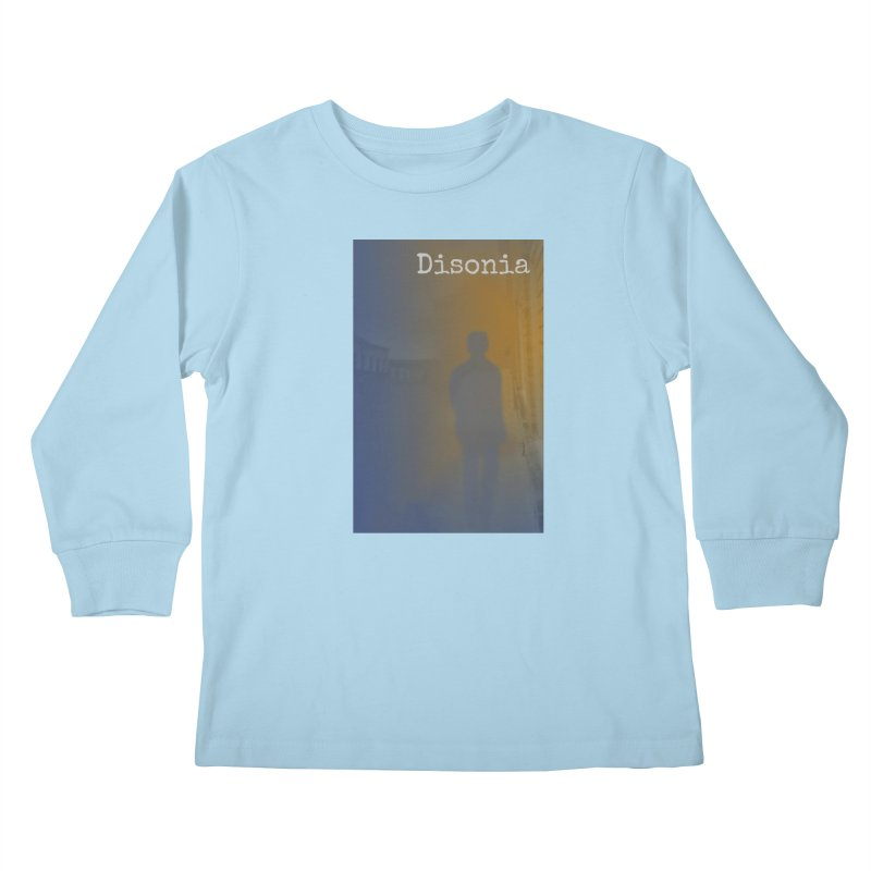 Disonia Cover Kids Longsleeve T-Shirt by disonia's Artist Shop