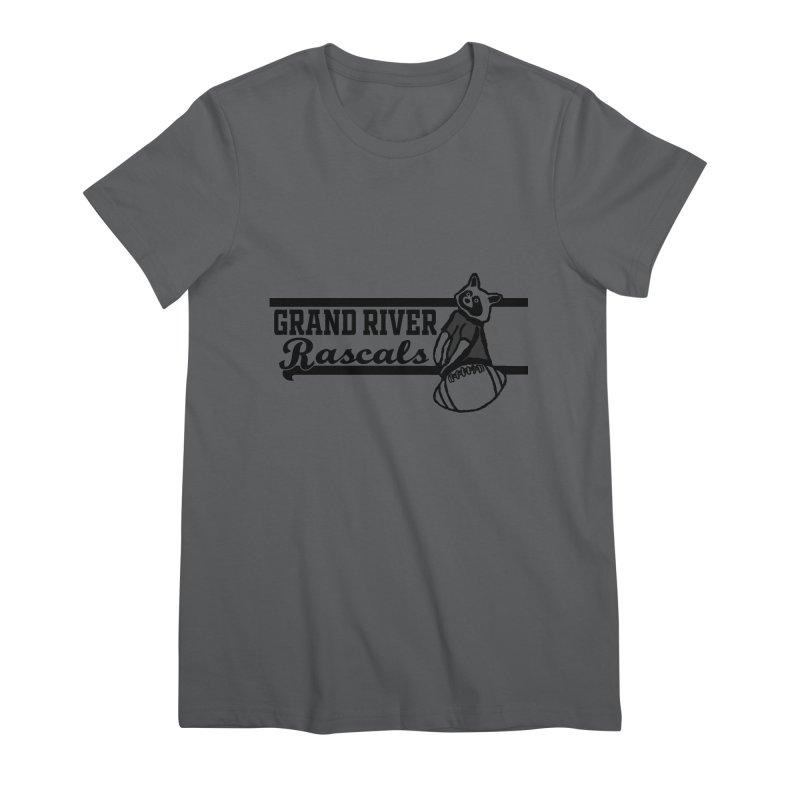 School Spirit Women's Premium T-Shirt by disonia's Artist Shop