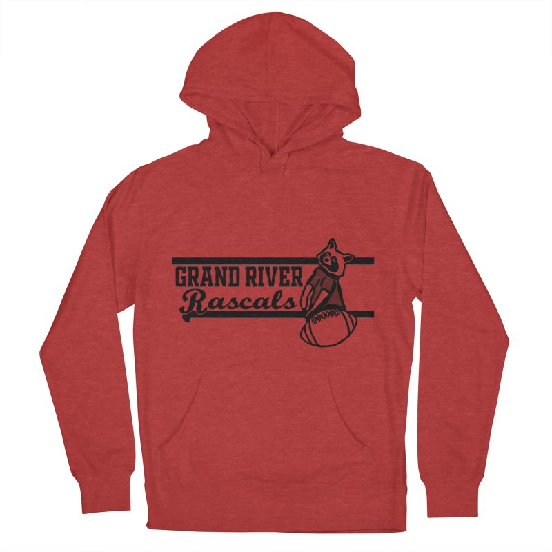 School Spirit Men's French Terry Pullover Hoody by disonia's Artist Shop